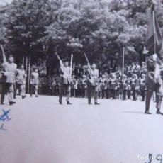 Militaria: FOTOGRAFÍA SARGENTO GUARDIA CIVIL. DESFILE DE LA VICTORIA 1967. Lote 129473107