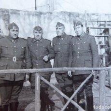 Militaria: FOTOGRAFÍA BRIGADAS GUARDIA CIVIL. 1969. Lote 129473311
