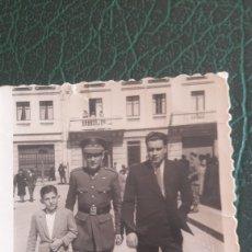 Militaria: FOTO MILITAR FOTO NOVA LA CORUÑA. Lote 129682519