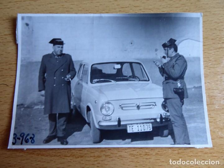 Militaria: Fotografía Guardias Civiles. - Foto 2 - 130076663