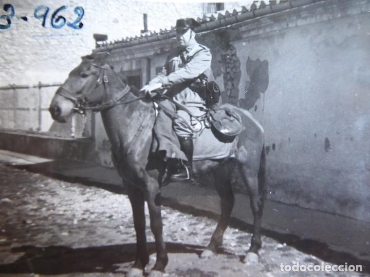 FOTOGRAFÍA SARGENTO GUARDIA CIVIL. (Militar - Fotografía Militar - Otros)