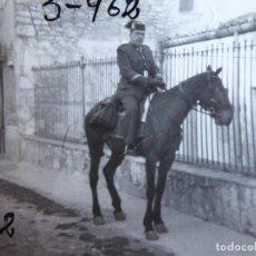 Militaria: FOTOGRAFÍA SARGENTO GUARDIA CIVIL.. Lote 130077031