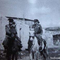 Militaria: FOTOGRAFÍA SARGENTO GUARDIA CIVIL.. Lote 130077055