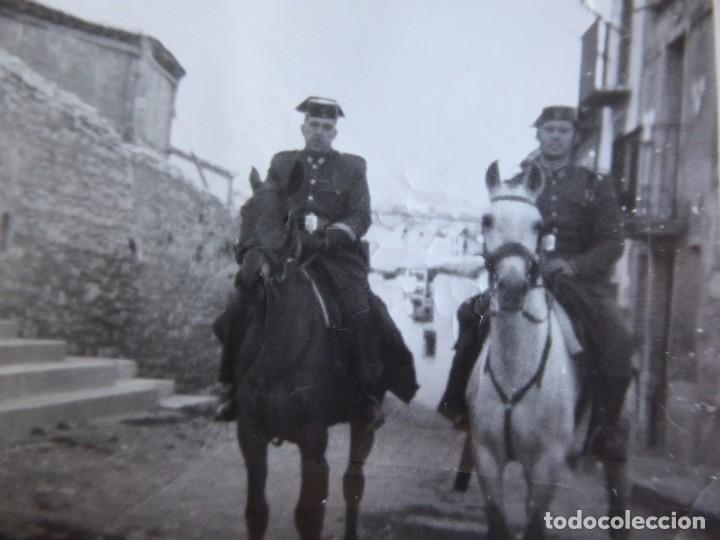 FOTOGRAFÍA SARGENTO GUARDIA CIVIL. 1962 (Militar - Fotografía Militar - Otros)