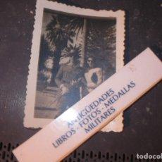 Militaria: OFICIAL LEGION EXCOMBATIENTE BATALLA DEL GUERRA CIVIL CIRCA V-1938. Lote 130373110