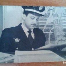 Militaria: MILITAR - AÑOS 60 - OFICIAL AL MANDO DEL EJERCITO DEL AIRE - GORRA DE OFICIAL JEFE. Lote 130392294