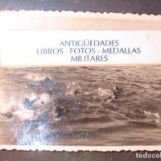Militaria: FOTO GUERRA CIVIL LEGION DESEMBARCO DE LOS CARABOS. Lote 130437930