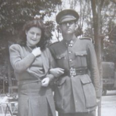 Militaria: FOTOGRAFÍA ALFÉREZ DEL EJÉRCITO ESPAÑOL.. Lote 130570974
