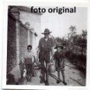 Militaria: SOLDADO ARTILLERIA ALEMAN LEGION CONDOR CHAMBERGO HUELVA O SEVILLA GUERRA CIVIL. Lote 130700359