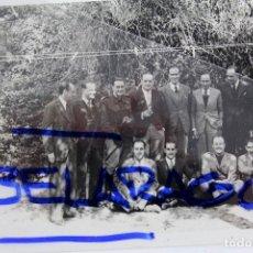 Militaria: F-3799. OFICIALES DE PRENSA BANDO NACIONAL. BURGOS, MAYO DE 1939. . Lote 130787132