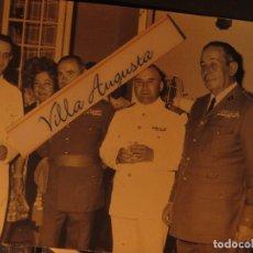 Militaria: GENERAL TENIENTE GOMEZ DE SALAZAR CAPITAN LEGION EN MELILLA EXCOMBATIENTES GUERRA CIVIL. Lote 130816636