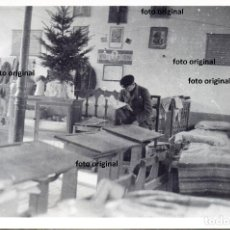 Militaria: REFUGIO ESCUELA SOLDADOS LEGION CONDOR CARRISTAS GRUPO DROHNE VON THOMA 1937 GUERRA CIVIL. Lote 131048420
