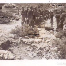 Militaria: HORA RANCHO LEGION CONDOR MAESTRAZGO TERUEL ARTILLERIA 1.F/88 GUERRA CIVIL. Lote 131108020