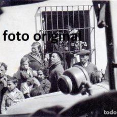 Militaria: SOLDADO PRIMERA BANDERA FALANGE PALENCIA PUEBLO FRENTE NORTE 1937 GUERRA CIVIL. Lote 131296615