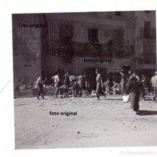 Militaria: SEDE FALANGE ESPAÑOLA BATEA (TARRAGONA) PASO LEGION CONDOR 1938 GUERRA CIVIL MERCADO. Lote 131428970