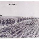 Militaria: MOVIMIENTO TROPAS NACIONALES ZONA CORDOBA O TOLEDO GUERRA CIVIL 1937. Lote 131438470