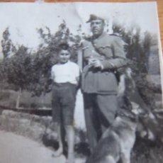 Militaria: FOTOGRAFÍA CABO PRIMERO GUARDIA CIVIL. . Lote 131595458