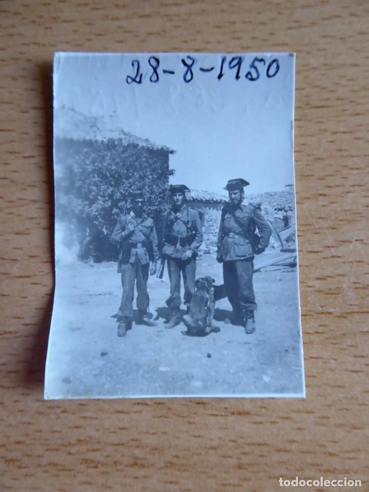 Militaria: Fotografía Guardias Civiles. - Foto 2 - 131596074