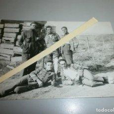 Militaria: GUERRA DE AFRICA,RIF,ALHUCEMAS,MELILLA,NADOR,ORIGINAL Y UNICA AVIACION MARRUECOS DOCUMENTADA X ATRAS. Lote 132316170