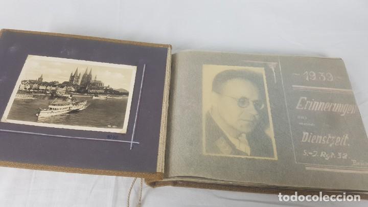 Militaria: Álbum de Fotos de un soldado Alemán de la Luftwaffe Segunda Guerra Mundial 154 Fotografias - Foto 4 - 132486574