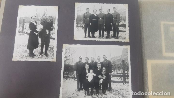 Militaria: Álbum de Fotos de un soldado Alemán de la Luftwaffe Segunda Guerra Mundial 154 Fotografias - Foto 6 - 132486574