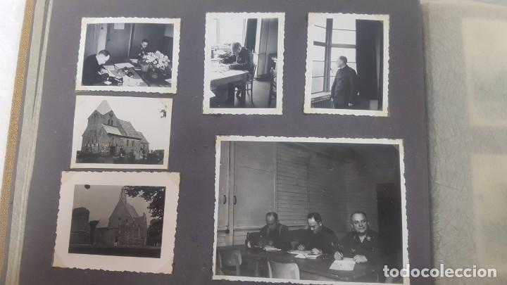 Militaria: Álbum de Fotos de un soldado Alemán de la Luftwaffe Segunda Guerra Mundial 154 Fotografias - Foto 13 - 132486574