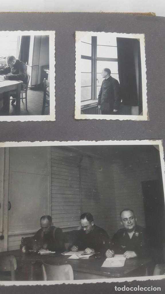 Militaria: Álbum de Fotos de un soldado Alemán de la Luftwaffe Segunda Guerra Mundial 154 Fotografias - Foto 14 - 132486574