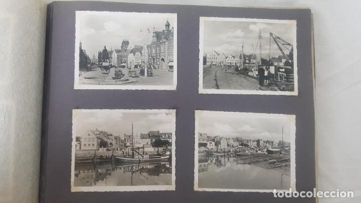 Militaria: Álbum de Fotos de un soldado Alemán de la Luftwaffe Segunda Guerra Mundial 154 Fotografias - Foto 15 - 132486574