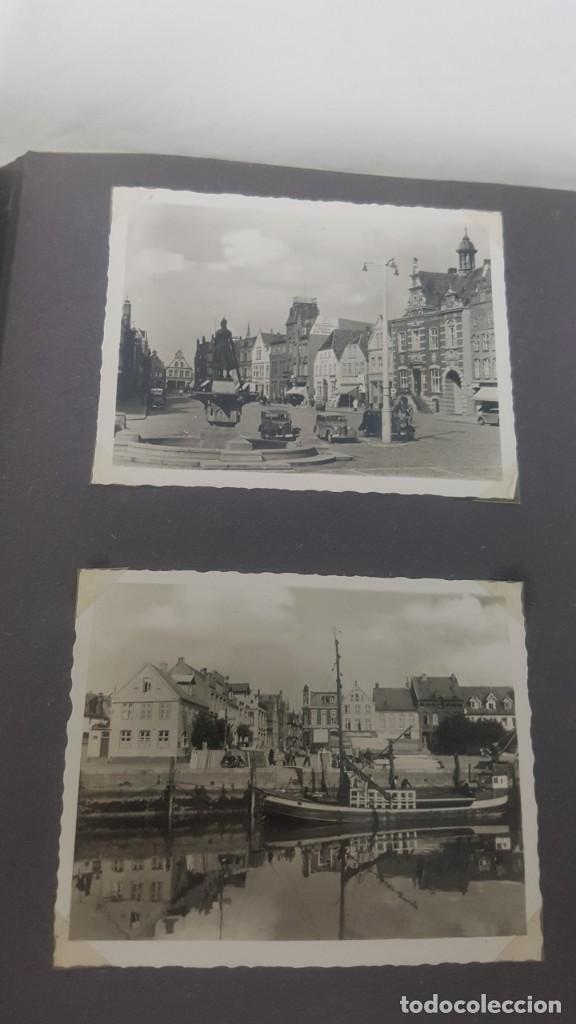 Militaria: Álbum de Fotos de un soldado Alemán de la Luftwaffe Segunda Guerra Mundial 154 Fotografias - Foto 16 - 132486574
