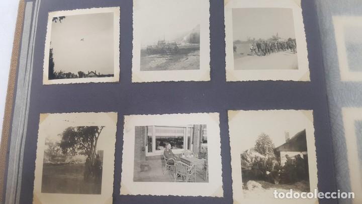 Militaria: Álbum de Fotos de un soldado Alemán de la Luftwaffe Segunda Guerra Mundial 154 Fotografias - Foto 17 - 132486574