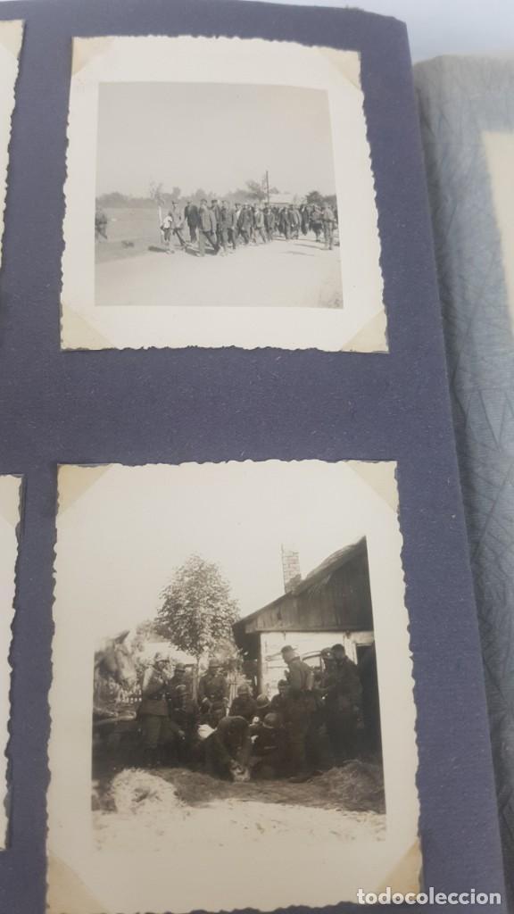 Militaria: Álbum de Fotos de un soldado Alemán de la Luftwaffe Segunda Guerra Mundial 154 Fotografias - Foto 18 - 132486574