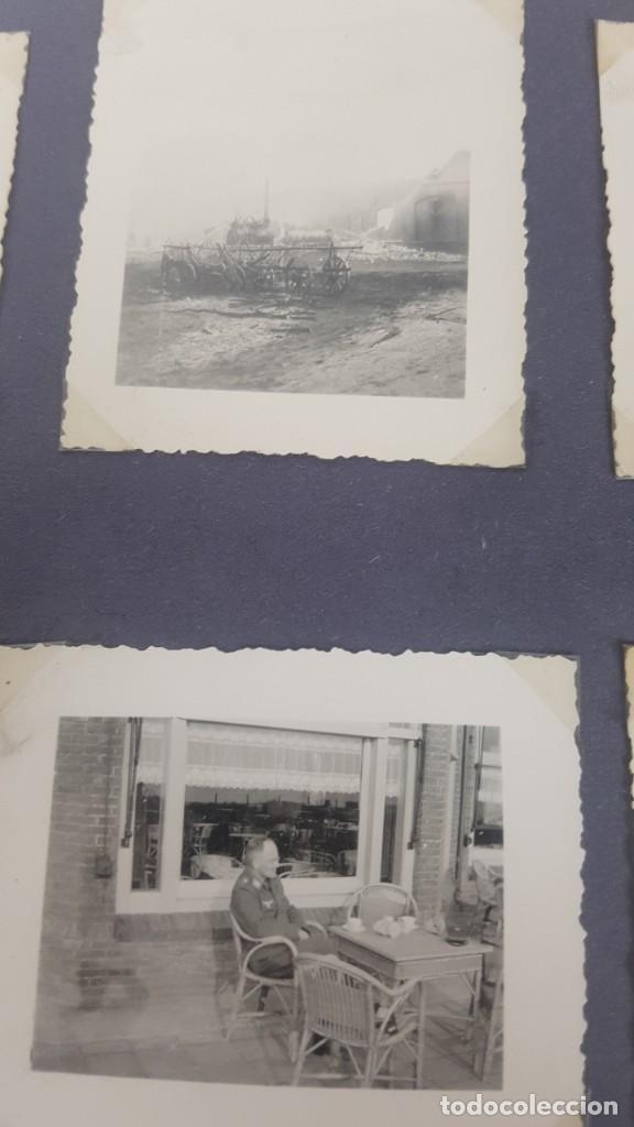 Militaria: Álbum de Fotos de un soldado Alemán de la Luftwaffe Segunda Guerra Mundial 154 Fotografias - Foto 19 - 132486574