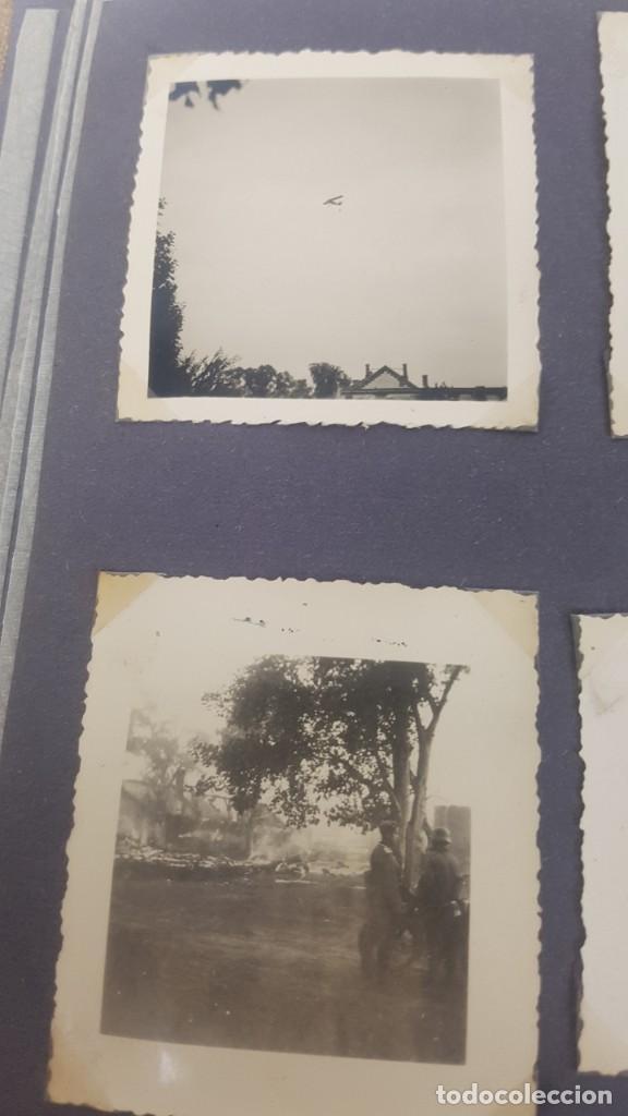 Militaria: Álbum de Fotos de un soldado Alemán de la Luftwaffe Segunda Guerra Mundial 154 Fotografias - Foto 20 - 132486574