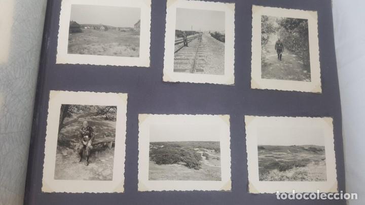 Militaria: Álbum de Fotos de un soldado Alemán de la Luftwaffe Segunda Guerra Mundial 154 Fotografias - Foto 21 - 132486574