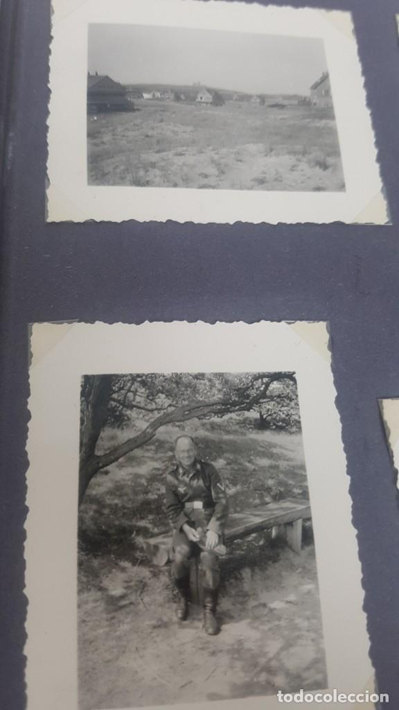 Militaria: Álbum de Fotos de un soldado Alemán de la Luftwaffe Segunda Guerra Mundial 154 Fotografias - Foto 22 - 132486574