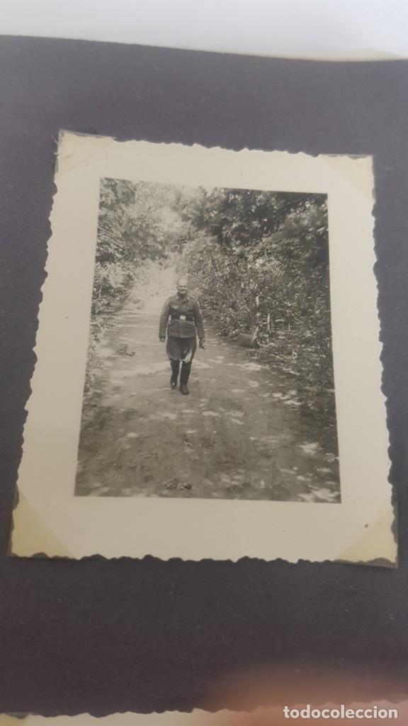 Militaria: Álbum de Fotos de un soldado Alemán de la Luftwaffe Segunda Guerra Mundial 154 Fotografias - Foto 23 - 132486574