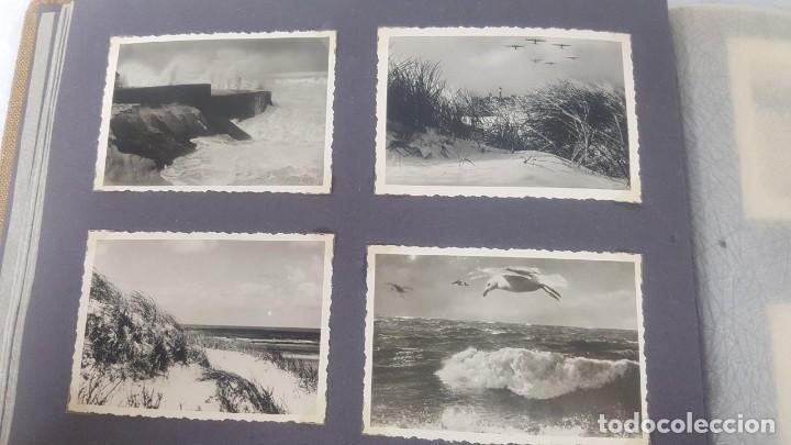 Militaria: Álbum de Fotos de un soldado Alemán de la Luftwaffe Segunda Guerra Mundial 154 Fotografias - Foto 24 - 132486574