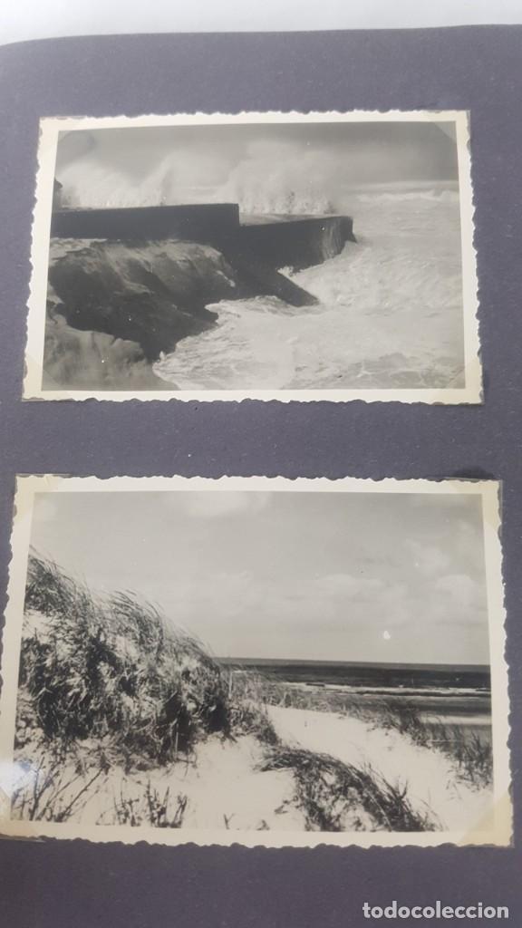 Militaria: Álbum de Fotos de un soldado Alemán de la Luftwaffe Segunda Guerra Mundial 154 Fotografias - Foto 26 - 132486574