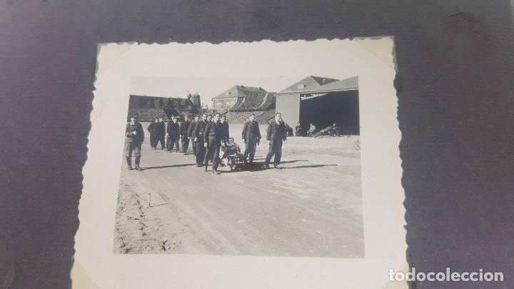 Militaria: Álbum de Fotos de un soldado Alemán de la Luftwaffe Segunda Guerra Mundial 154 Fotografias - Foto 30 - 132486574