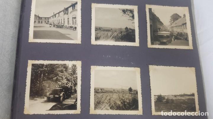 Militaria: Álbum de Fotos de un soldado Alemán de la Luftwaffe Segunda Guerra Mundial 154 Fotografias - Foto 31 - 132486574