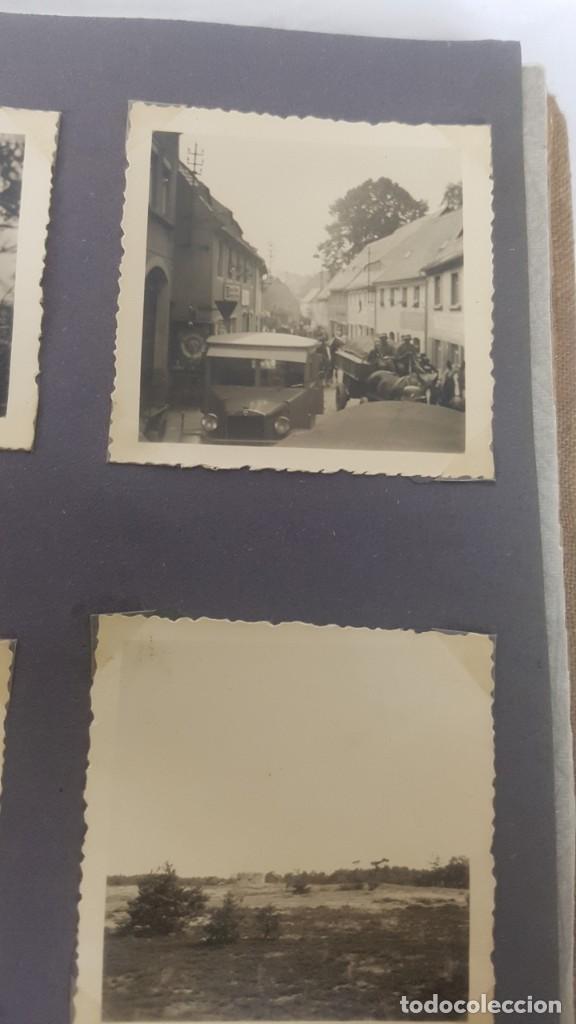 Militaria: Álbum de Fotos de un soldado Alemán de la Luftwaffe Segunda Guerra Mundial 154 Fotografias - Foto 33 - 132486574