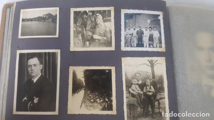Militaria: Álbum de Fotos de un soldado Alemán de la Luftwaffe Segunda Guerra Mundial 154 Fotografias - Foto 34 - 132486574