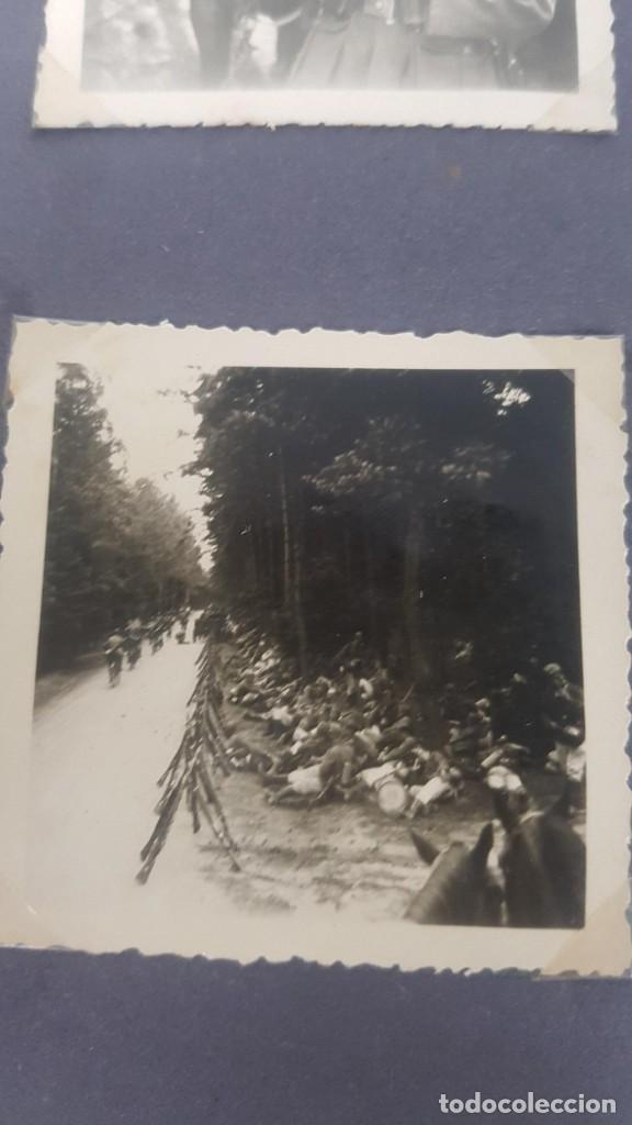 Militaria: Álbum de Fotos de un soldado Alemán de la Luftwaffe Segunda Guerra Mundial 154 Fotografias - Foto 36 - 132486574