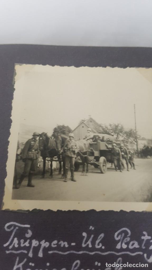 Militaria: Álbum de Fotos de un soldado Alemán de la Luftwaffe Segunda Guerra Mundial 154 Fotografias - Foto 39 - 132486574