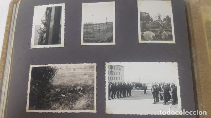 Militaria: Álbum de Fotos de un soldado Alemán de la Luftwaffe Segunda Guerra Mundial 154 Fotografias - Foto 42 - 132486574