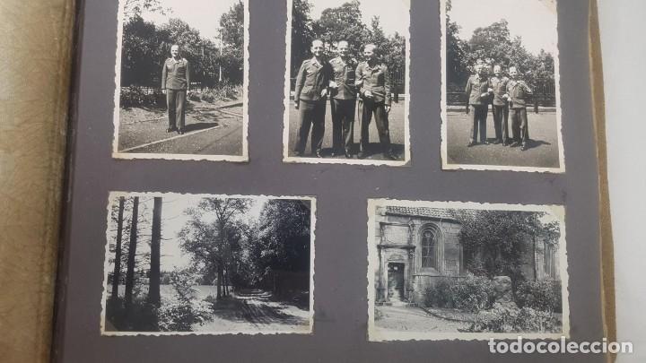 Militaria: Álbum de Fotos de un soldado Alemán de la Luftwaffe Segunda Guerra Mundial 154 Fotografias - Foto 44 - 132486574