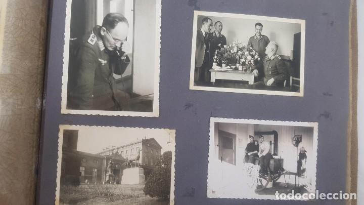 Militaria: Álbum de Fotos de un soldado Alemán de la Luftwaffe Segunda Guerra Mundial 154 Fotografias - Foto 49 - 132486574