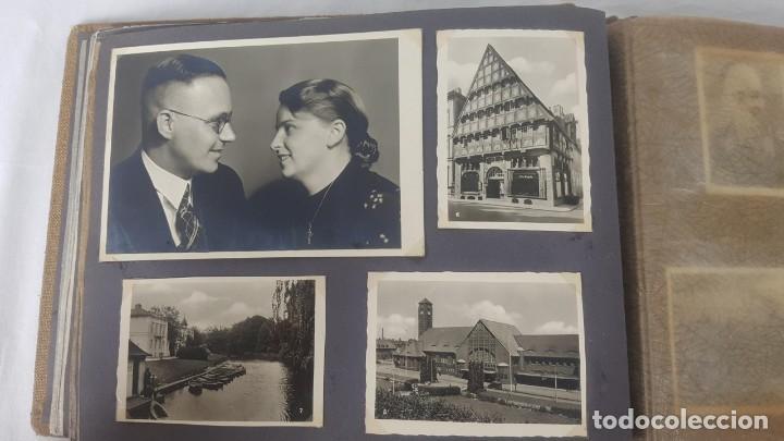 Militaria: Álbum de Fotos de un soldado Alemán de la Luftwaffe Segunda Guerra Mundial 154 Fotografias - Foto 51 - 132486574