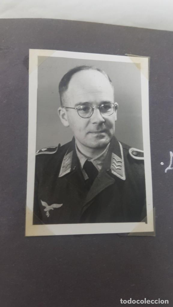 Militaria: Álbum de Fotos de un soldado Alemán de la Luftwaffe Segunda Guerra Mundial 154 Fotografias - Foto 53 - 132486574