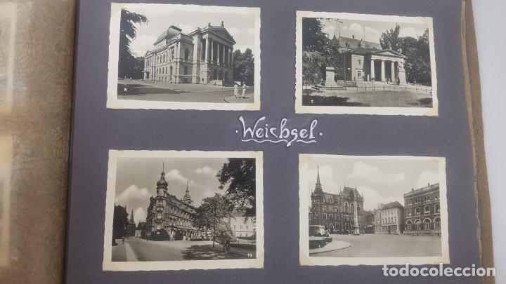 Militaria: Álbum de Fotos de un soldado Alemán de la Luftwaffe Segunda Guerra Mundial 154 Fotografias - Foto 55 - 132486574
